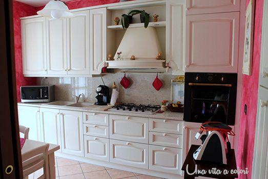 La nostra cucina rinnovata | Una vita a colori