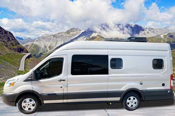 Transit Van Conversion Examples Standard Plans Custom Designs