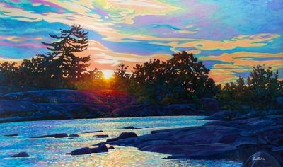 A New Day's Dawning by Tim Packer