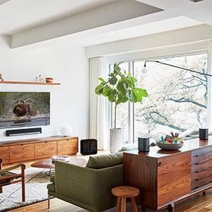 AmazonSmile: Sonos 5.1 Home Theater System PLAYBAR, SUB, PLAY:1 Wireless Rears Combination: Electronics