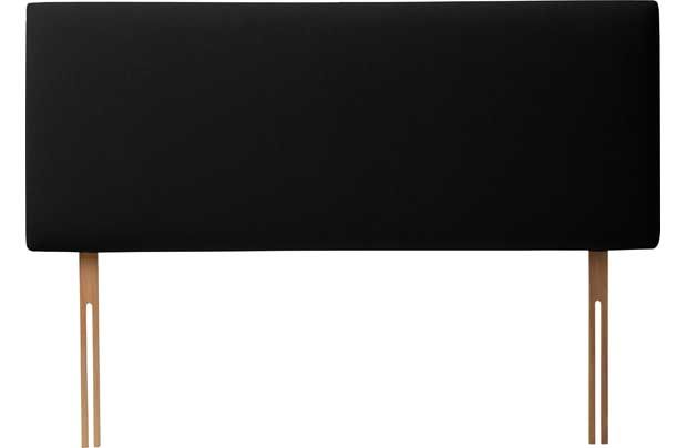 Silentnight Milan Superking Headboard - Black: Add a finishing touch to your bed with the sleek black… #GolfShopping #GolfSupplies #Golfers