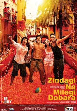 Spain's Starring Role in Bollywood Movie a Boon to Tourism   Global News - Advertising Age