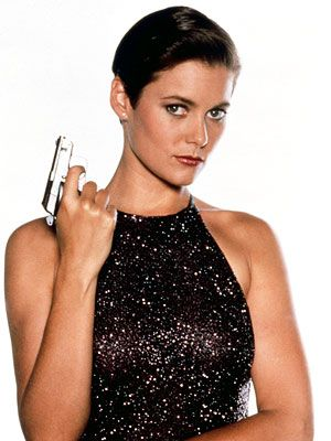 Pam Bouvier (Carey Lowell)  License to Kill (1989)