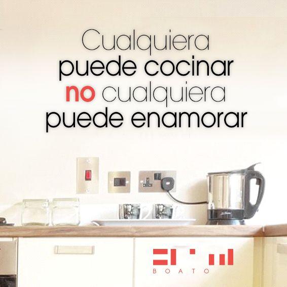 45 best images about frases de cocina on pinterest tes - Cocinas para cocinar ...