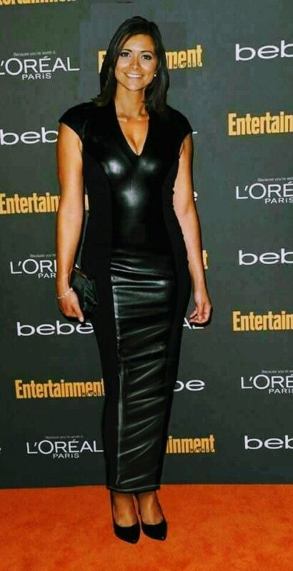 e53dbbccb Hobble Skirt, Leather Dresses, Leather Skirt, Pretty Woman, Soft Leather,  Dress