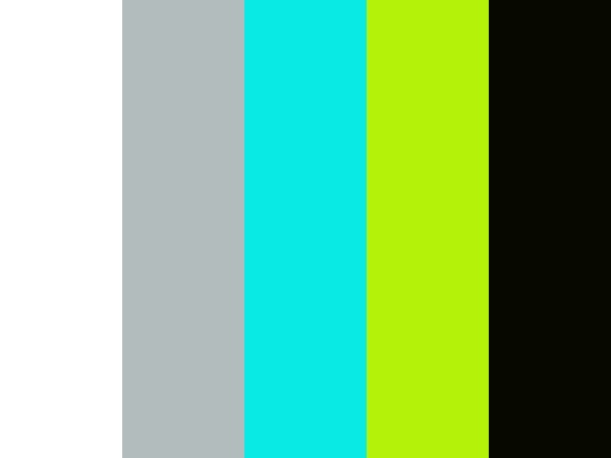 """""""Neon Home"""" by Stella Mayfair chartreuse, decor, house, neon, turquoise. This is the palette for my new house :)"""