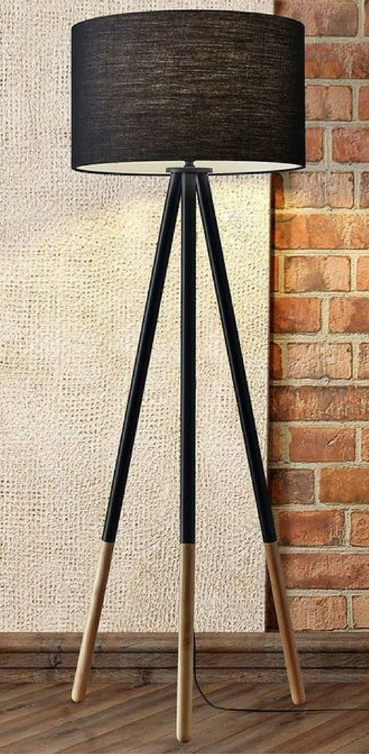 Best 25 next table lamps ideas on pinterest book table next the eco friendly rubberwood leg tips and unique tripod stance of the adesso louise table jameslax Choice Image