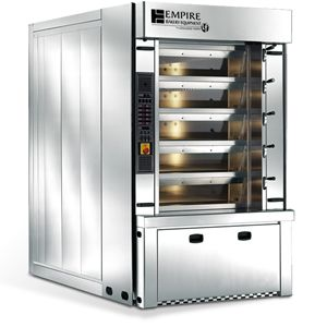 LFM MiniTube Stone Hearth Deck Oven | Empire Bakery Equipment