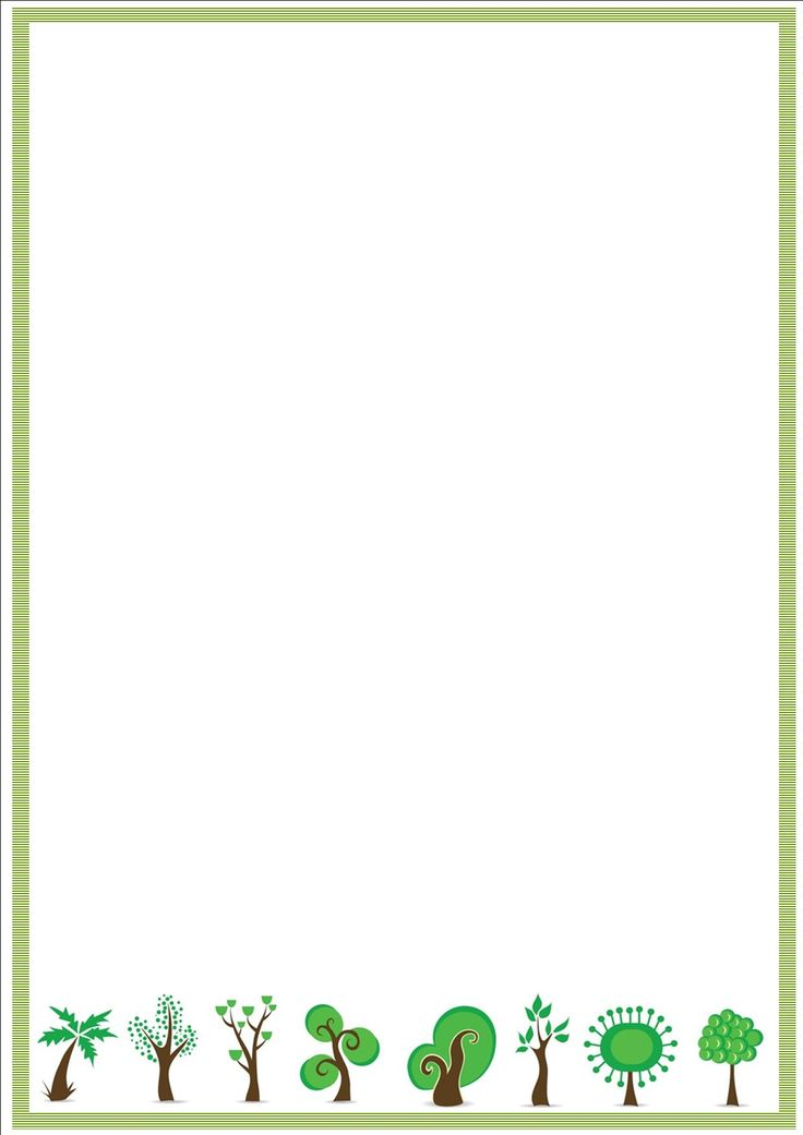 my page border