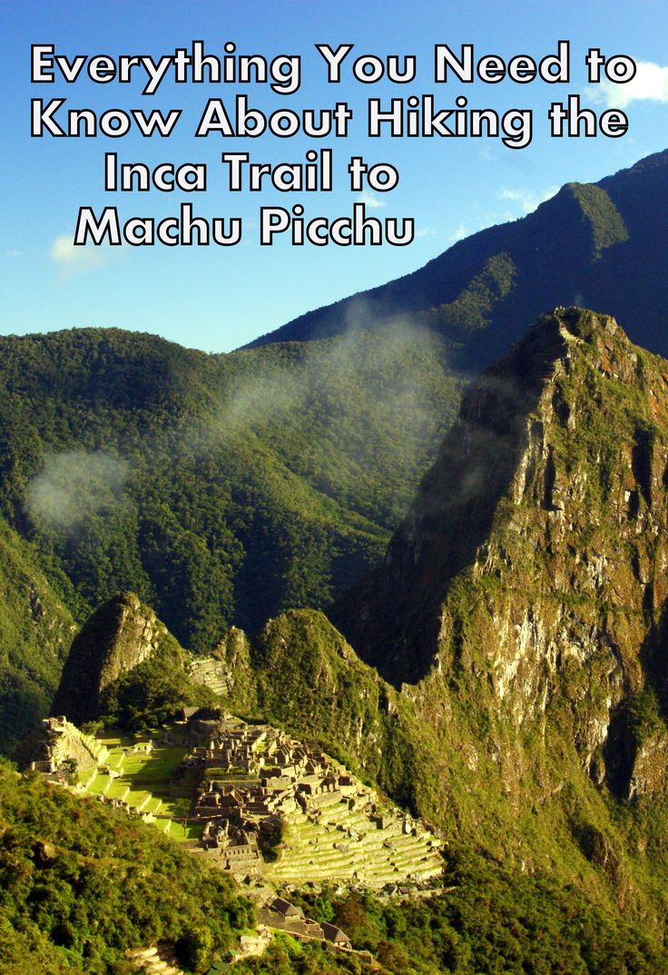 Everything you need to know about hiking the Inca Trail to Machu Picchu, Peru -----> http://www.mappingmegan.com/hiking-the-inca-trail/