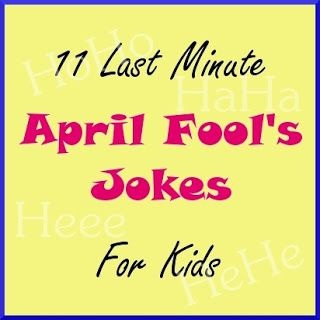 Adult april fool idea party