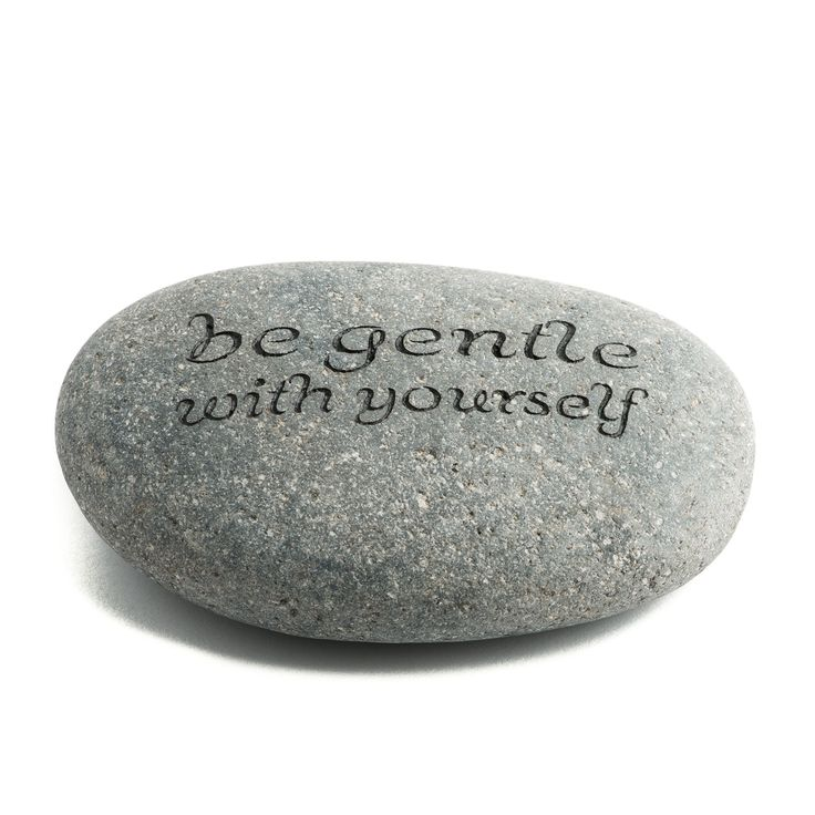 Our tumbled granite messenger stones are emblazoned with various insightful musings. Javanese artist, Deby Genipís, achieves this by delicately sandblasting each phrase into the stone. Scatter these s