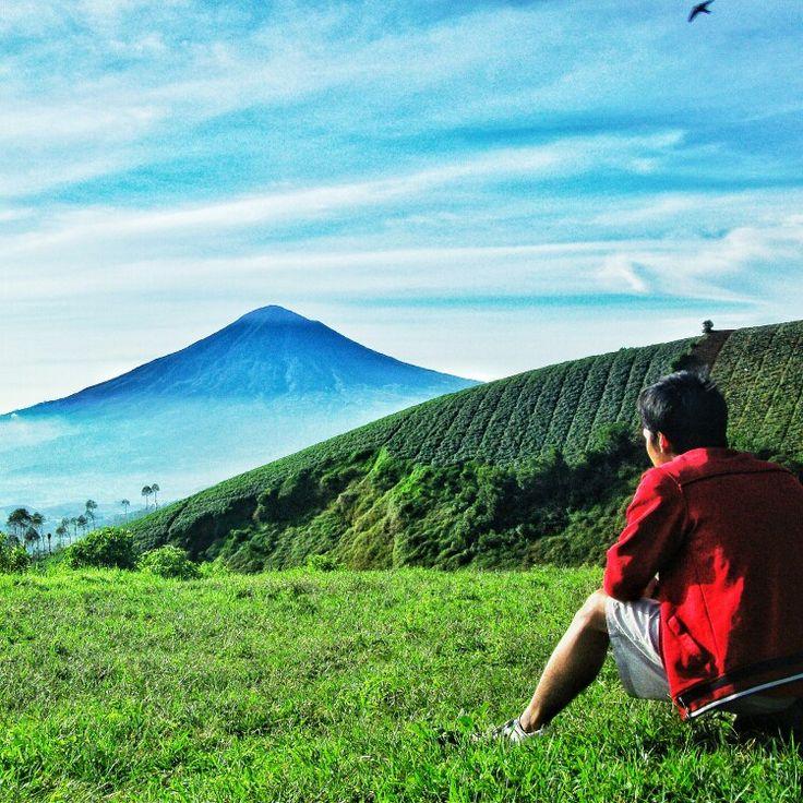 puncak Darajat , Garut , Indonesia