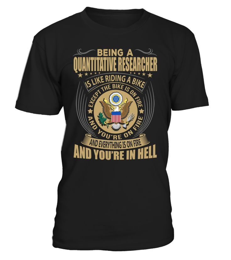 Being a Quantitative Researcher Is Like Riding A Bike #QuantitativeResearcher