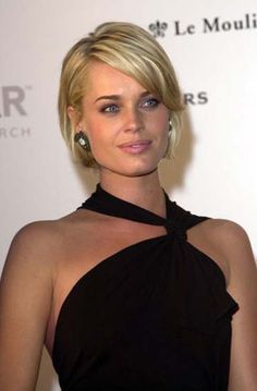 Short Hair Styles on Pinterest | Rebecca Romijn, Halle Berry and ...