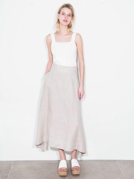 ハイウエストロングスカート(ロングスカート)|FRAY I.D(フレイアイディー)|ファッション通販|ウサギオンライン公式通販サイト