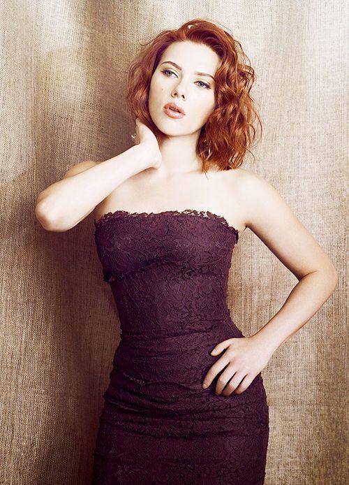 Scarlet... Gorgeous