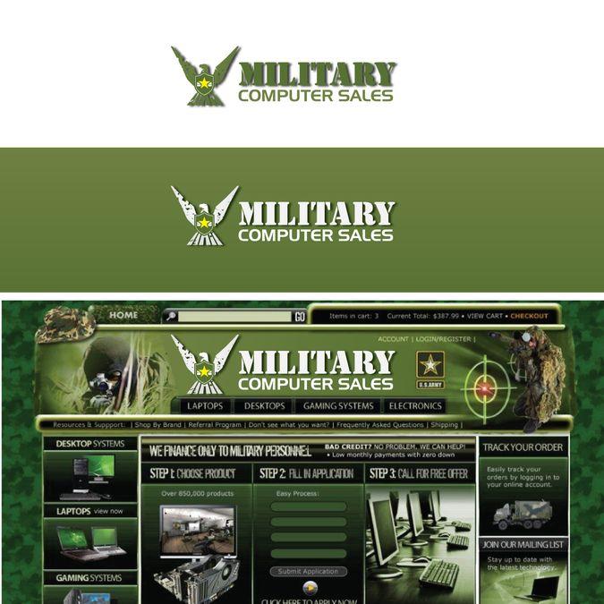 Military Computer Sales by Elijah14
