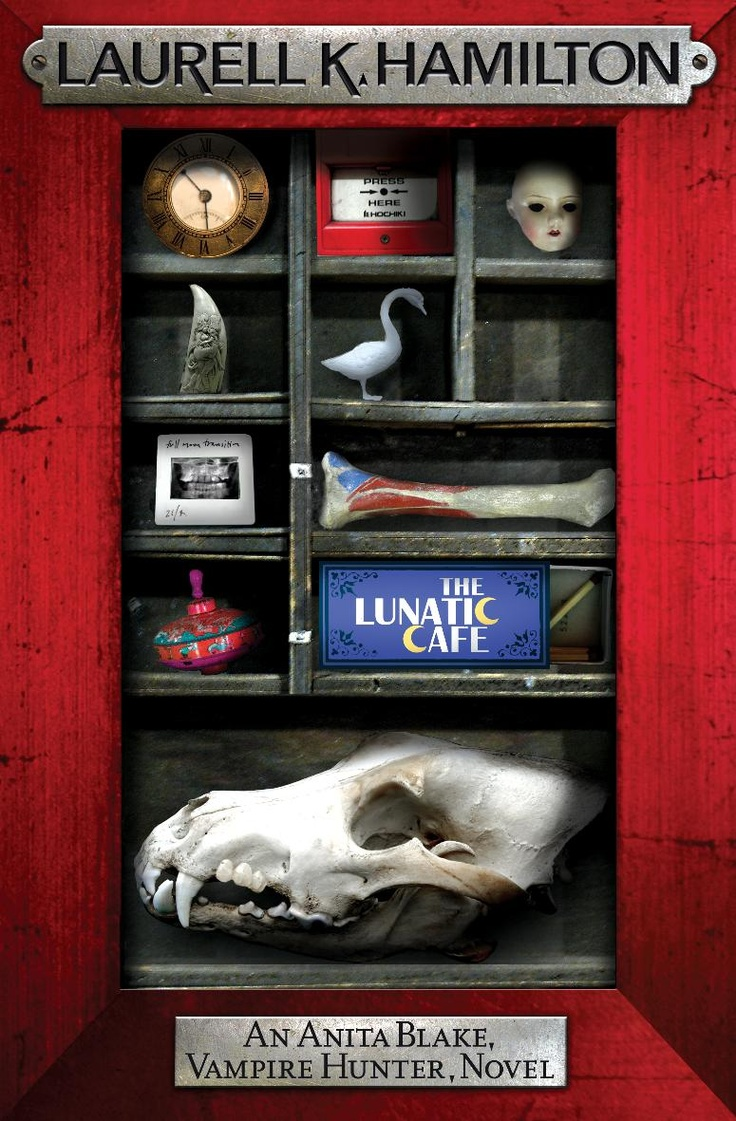 Find This Pin And More On Anita Blake Vampire Hunter