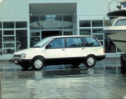 1983 - Space Wagon