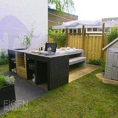 Australische buitenkeuken | Eigen Huis & Tuin