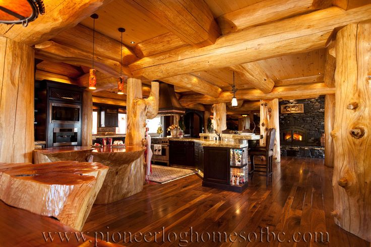 83 best log cabin in the mountains images on pinterest for Log cabin furniture canada