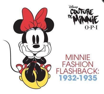 OPI Minnie art