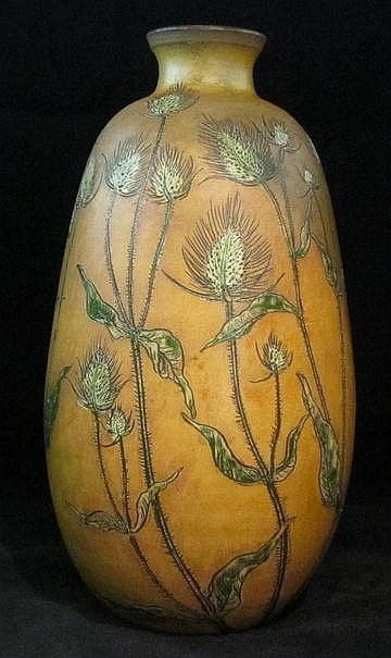 Martin Brothers Vase - by AD Antiques