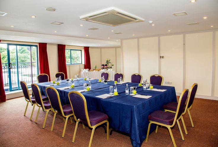 Fantastic meeting facilities at the Riverside Park hotel