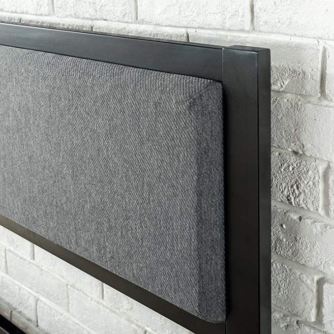 Amazon Com Zinus Korey 14 Inch Platform Metal Bed Frame With