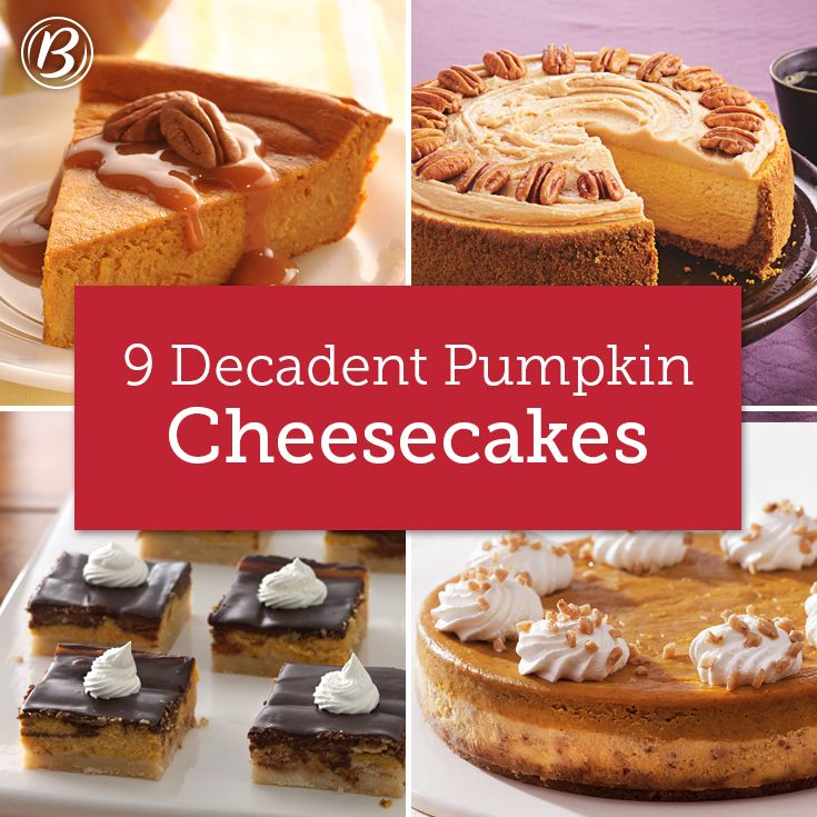... Cheesecake on Pinterest | Cheesecake, Cheesecake recipes and Pumpkin