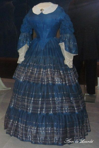 Crinoline, The Costume Gallery, Autumn 2012, The Museum of Decorative Arts and Design, in Oslo, Norway.