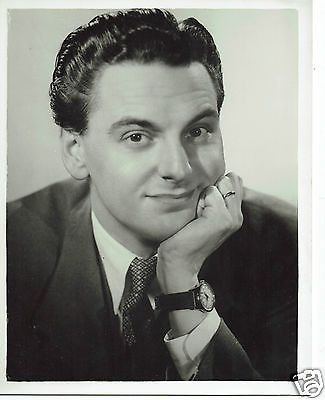 Bob Monkhouse Actor Comedian Vintage 1960's Photograph 10 x 8