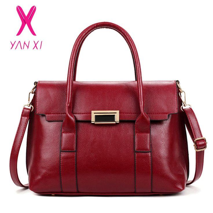Yan Show Femmes Casual modèles sacs à main en cuir frangé sac à bandoulière sac messager sac fm6fmxSO