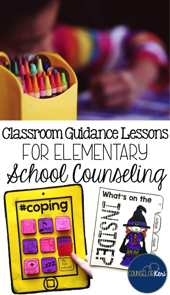 meet the counselor kindergarten lesson