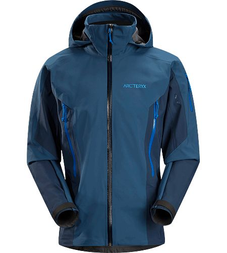 Men's Stingray Jacket - Blue Moon