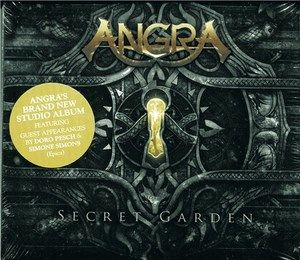 Angra - Secret Garden [European Edition] (2015)
