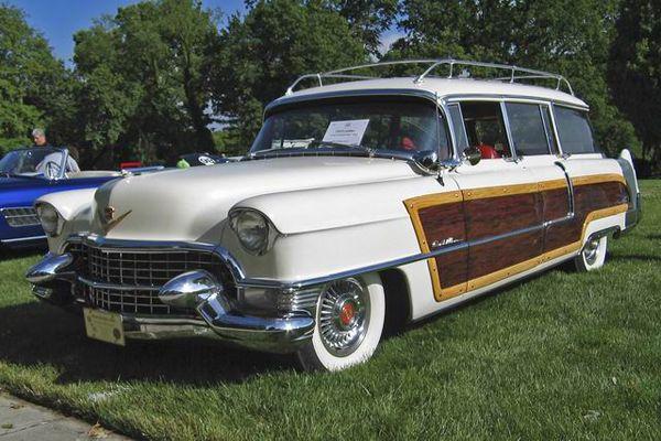 1956 Cadillac Viewmaster Wagon   Car & Driver (& Rider ...