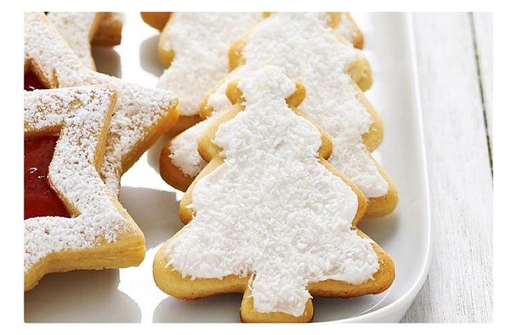 Μπισκότα με μέλι και κανέλα (που θα λατρέψει και ο Άγιος Βασίλης)