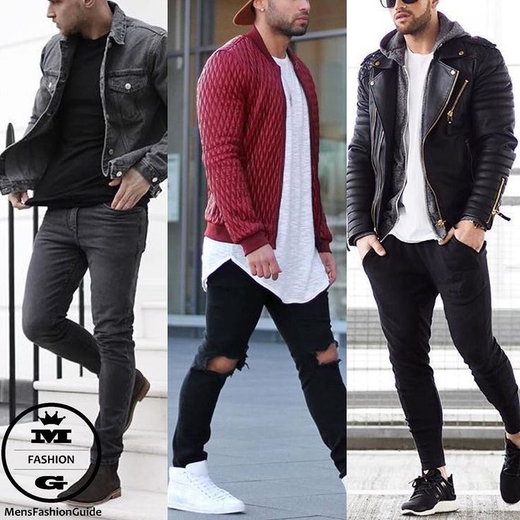 If you HAD to pick one outfit which would it be? 1 2 or 3? Please tell us! Style by @carl_cunard @brandond90 & @aligordon89  #mensfashion_guide #mensguide
