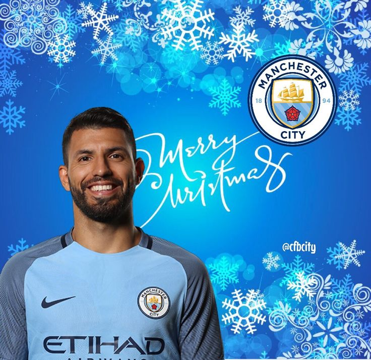 DAY 1: Blue Christmas 2016 #MCFC #Manchester