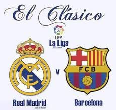 Barcelone VS Real Madrid 2014