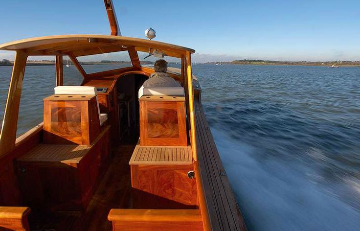 P40 by Spirit Yachts