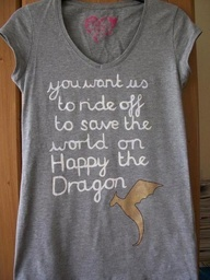 this shirt exists? i need it Percy Jackson all the way! Although, this particular quote is from Jason, but still.