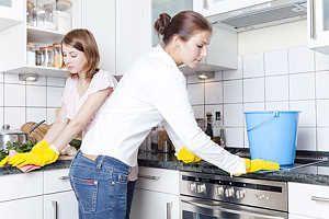 Putzen mit Waschsoda - Natriumcarbonat (nicht verwechseln mit Natriumbicarbonat = Speisesoda!)