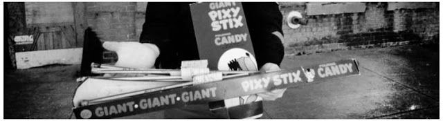 Real Life Is Horror: Candy apples and razor blades: