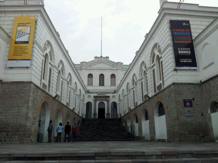 Museo de Arte Contemporaneo en Pichincha