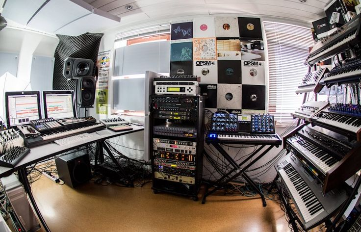 39 Best Images About Amazing Recording Studios On