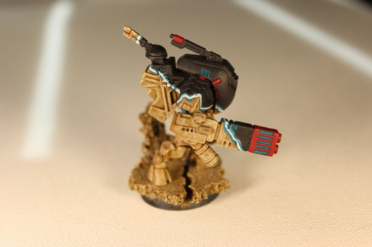 Tau stealth team - Iceman0624