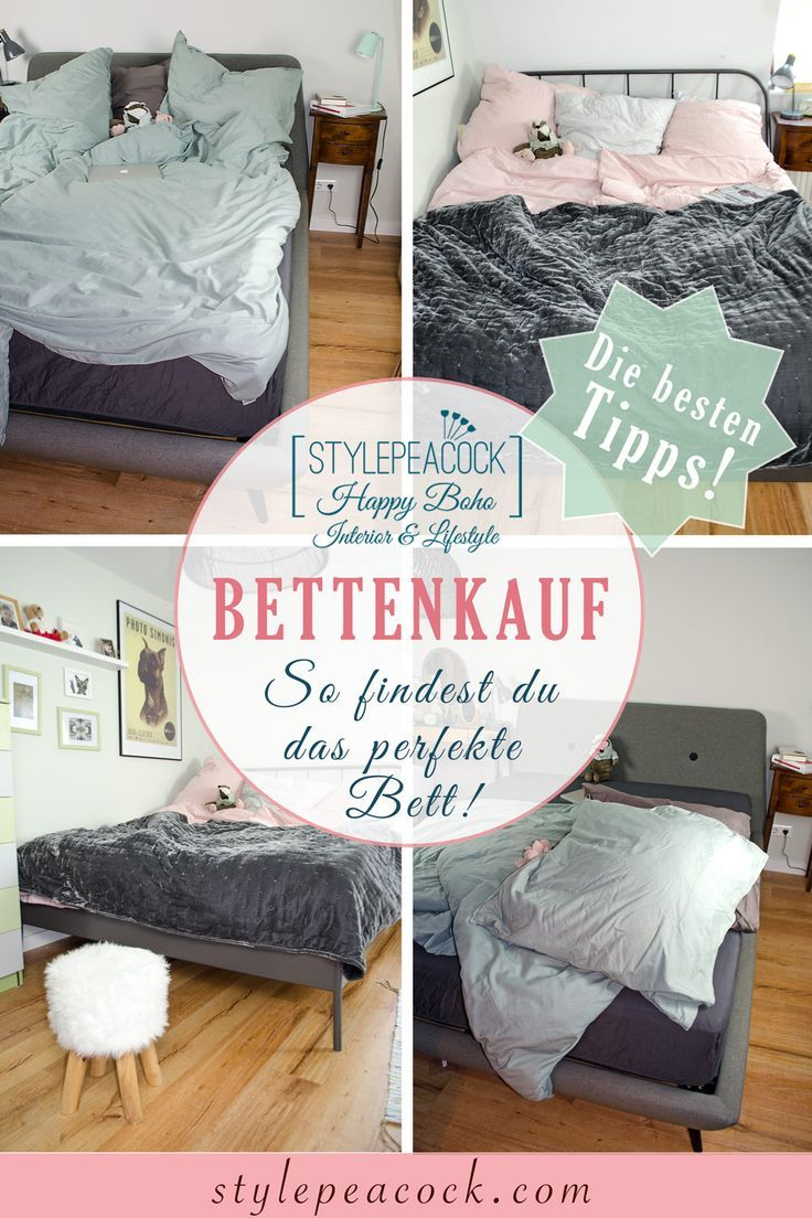 Welches Bett Ist Perfekt Fur Dich Polsterbett Boxspring Ein